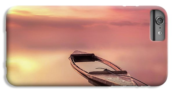 Boats iPhone 7 Plus Case - The Boat by Joaquin Guerola