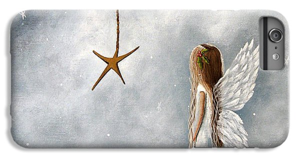 The Christmas Star Original Artwork IPhone 7 Plus Case by Shawna Erback