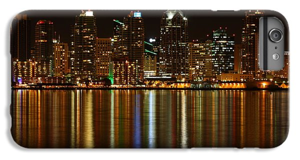 The Colors Of San Diego IPhone 7 Plus Case by Nathan Rupert