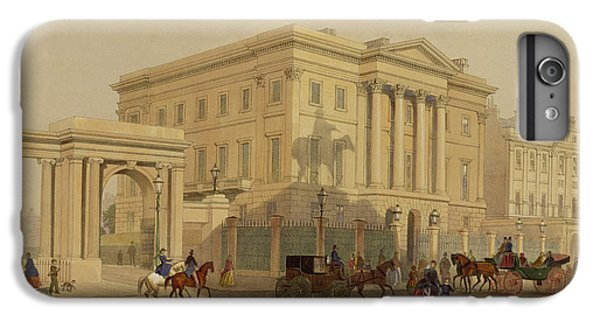 Hyde Park iPhone 7 Plus Case - The Exterior Of Apsley House, 1853 by English School