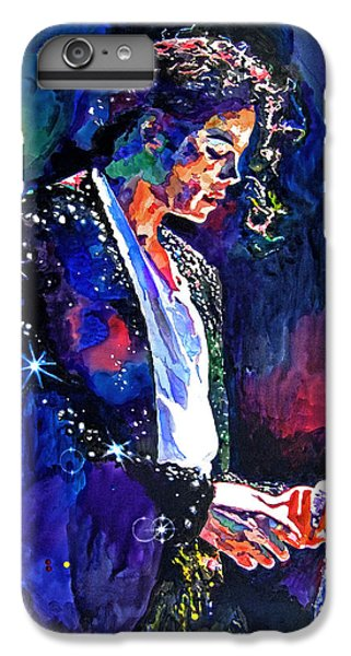 Michael Jackson iPhone 7 Plus Case - The Final Performance - Michael Jackson by David Lloyd Glover