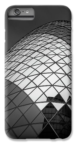 England iPhone 7 Plus Case - The  Gherkin by Ahmed Thabet
