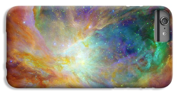 Space iPhone 7 Plus Case - The Hatchery  by Jennifer Rondinelli Reilly - Fine Art Photography