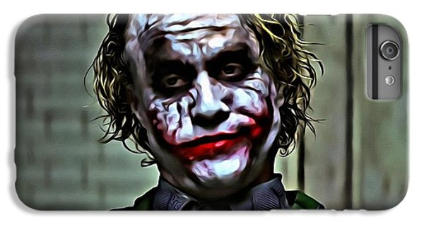 The Joker IPhone 7 Plus Case by Florian Rodarte