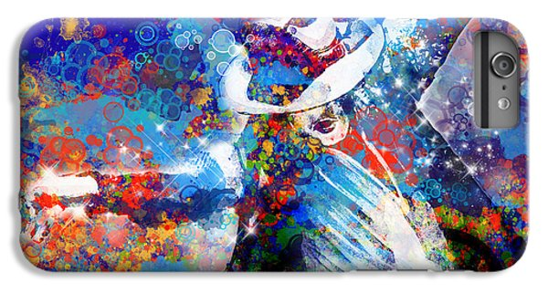 Michael Jackson iPhone 7 Plus Case - The King 3 by Bekim Art