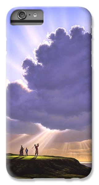 The Legend Of Bagger Vance IPhone 7 Plus Case by Jerry LoFaro