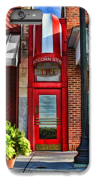 The Little Popcorn Shop In Wheaton IPhone 7 Plus Case by Christopher Arndt