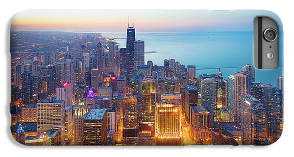 Sears Tower iPhone 7 Plus Case - The Magnificent Mile by Michael Zheng