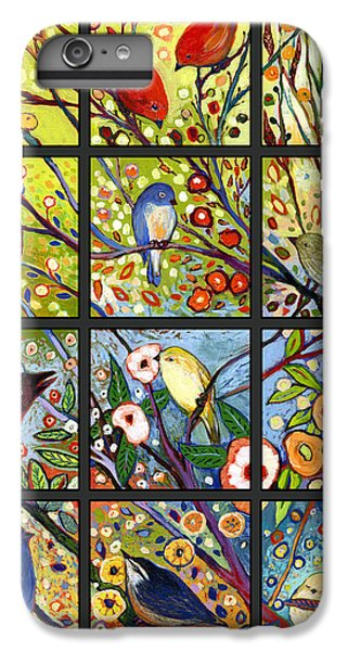Chickadee iPhone 7 Plus Case - The Neverending Story Set Of 12 A2 by Jennifer Lommers