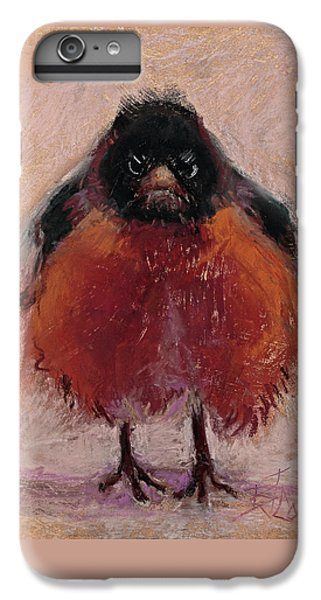 Robin iPhone 7 Plus Case - The Original Angry Bird by Billie Colson