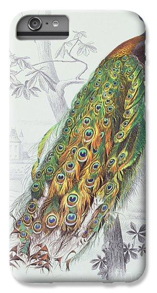 The Peacock IPhone 7 Plus Case