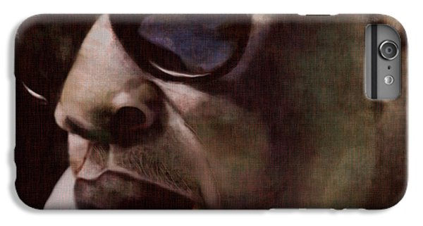 The Pied Piper Of Intrigue - Jay Z IPhone 7 Plus Case by Reggie Duffie