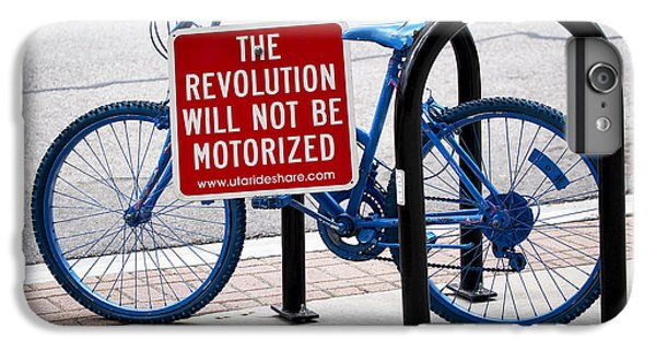 The Revolution Will Not Be Motorized IPhone 7 Plus Case