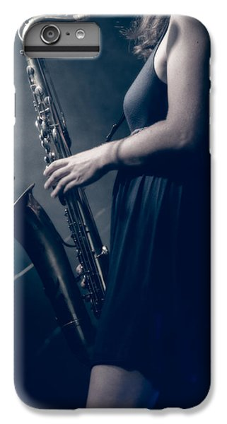 The Saxophonist Sounds In The Night IPhone 7 Plus Case