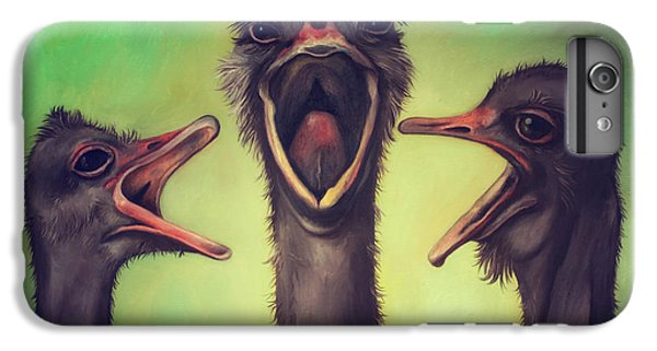 The Singers IPhone 7 Plus Case by Leah Saulnier The Painting Maniac