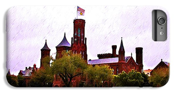 Smithsonian Museum iPhone 7 Plus Case - The Smithsonian by Bill Cannon