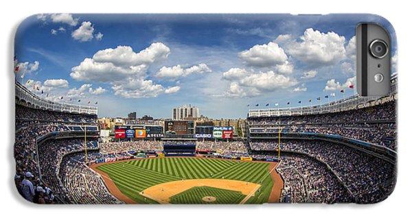Yankee Stadium iPhone 7 Plus Case - The Stadium by Rick Berk