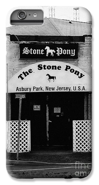 Bruce Springsteen iPhone 7 Plus Case - The Stone Pony by Colleen Kammerer