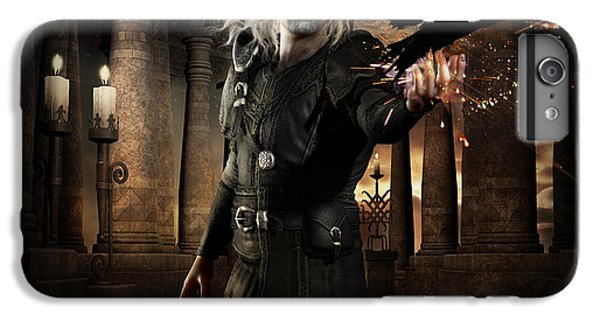 The Warlock IPhone 7 Plus Case by Shanina Conway