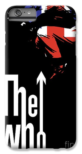 England iPhone 7 Plus Case - The Who No.01 by Geek N Rock