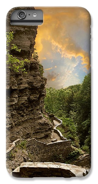The Winding Trail IPhone 7 Plus Case by Jessica Jenney
