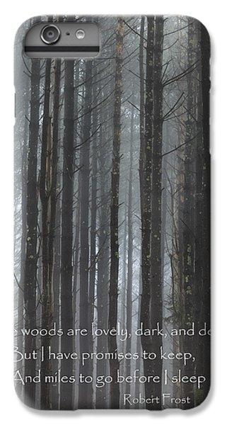 The Woods IPhone 7 Plus Case