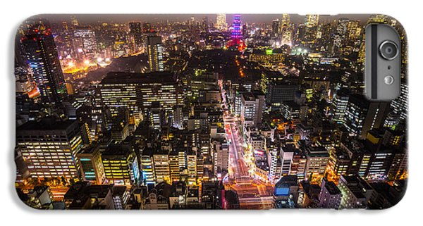 Tokyo Tower - Tokyo - Japan IPhone 7 Plus Case by Luciano Mortula