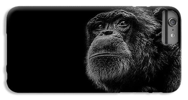 Trepidation IPhone 7 Plus Case by Paul Neville