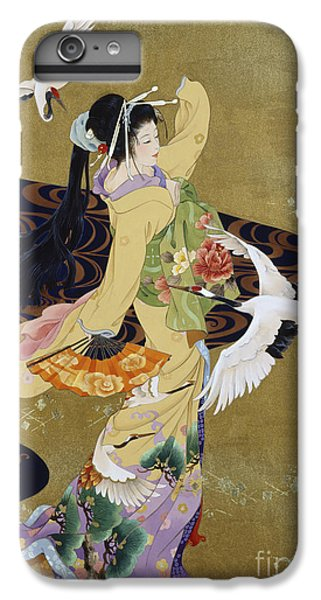 Tsuru No Mai IPhone 7 Plus Case