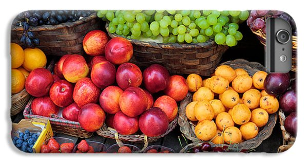 Tuscan Fruit IPhone 7 Plus Case by Inge Johnsson