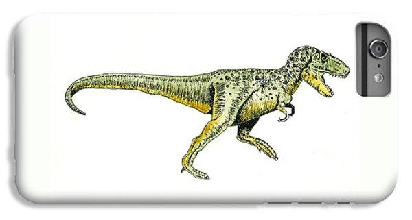 Tyrannosaurus Rex IPhone 7 Plus Case by Michael Vigliotti