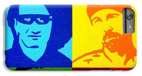 U2 IPhone 7 Plus Case by John  Nolan