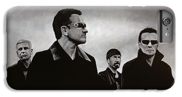 U2 IPhone 7 Plus Case by Paul Meijering