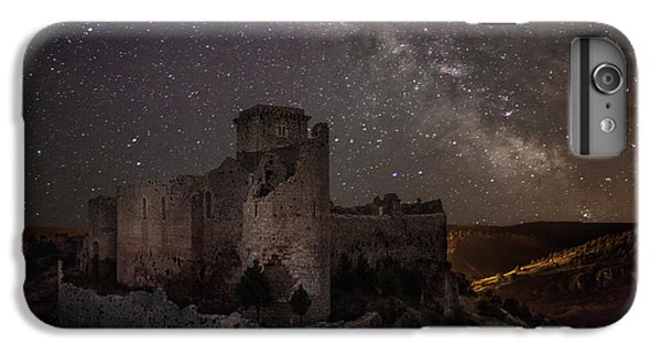 Castle iPhone 7 Plus Case - Ucero Castle by Martin Zalba