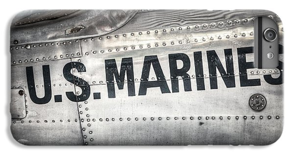Marine iPhone 7 Plus Case - United States Marines - Beech C-45h Expeditor by Gary Heller