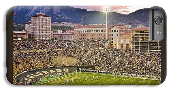 University Of Colorado Boulder Go Buffs IPhone 7 Plus Case