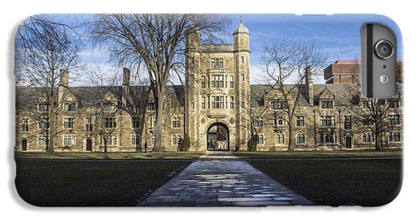 University Of Michigan iPhone 7 Plus Case - University Of Michigan Campus by John McGraw
