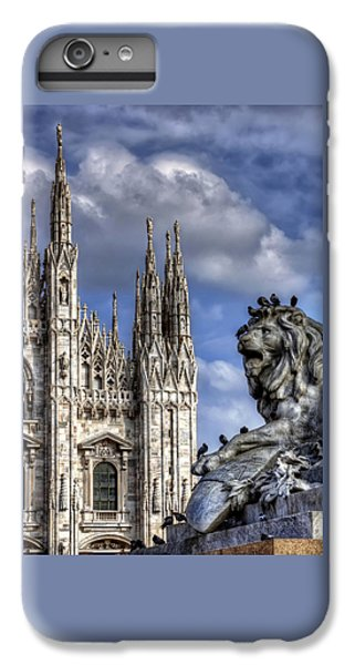 Urban Jungle Milan IPhone 7 Plus Case by Carol Japp