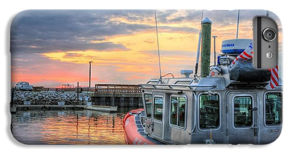 Us Coast Guard Defender Class Boat IPhone 7 Plus Case by JC Findley