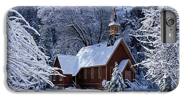 Usa, California, Yosemite Park, Chapel IPhone 7 Plus Case