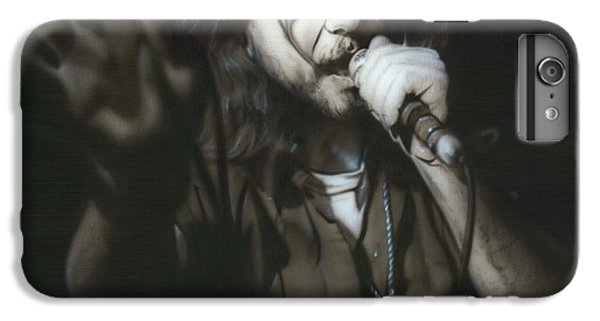 Eddie Vedder - ' Vedder IIi ' IPhone 7 Plus Case by Christian Chapman Art