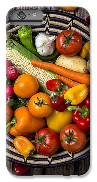 Vegetable Basket    IPhone 7 Plus Case by Garry Gay
