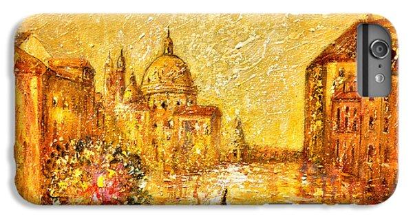 iPhone 7 Plus Case - Venice II by Shijun Munns