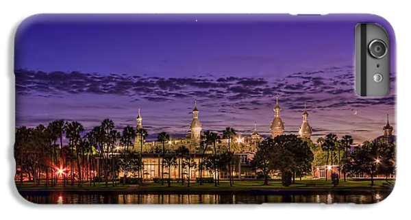 Venus Over The Minarets IPhone 7 Plus Case by Marvin Spates
