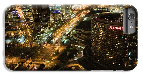 IPhone 7 Plus Case featuring the photograph View From Top Of The Hyatt by Nathan Rupert
