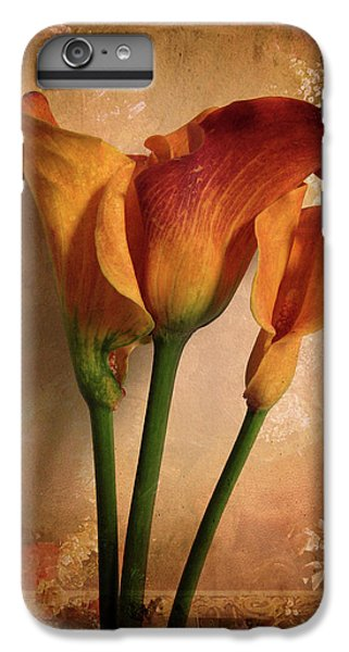 Lily iPhone 7 Plus Case - Vintage Calla Lily by Jessica Jenney
