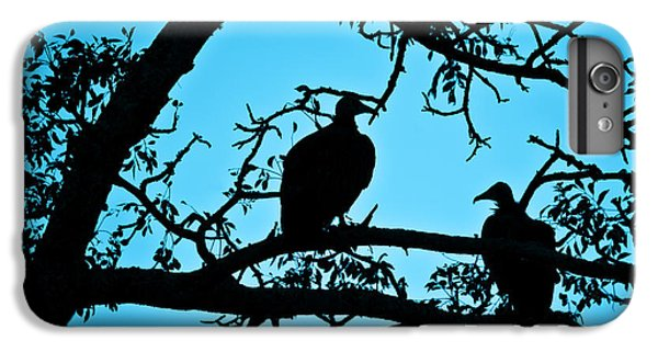 Vultures IPhone 7 Plus Case by Delphimages Photo Creations