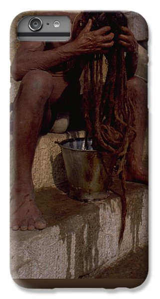 Varanasi Hair Wash IPhone 7 Plus Case