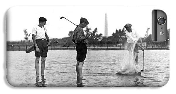 Water Hazard On Golf Course IPhone 7 Plus Case
