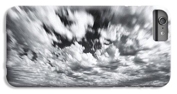 iPhone 7 Plus Case - We Have Had Lots Of High Clouds And by Larry Marshall